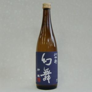幻舞 川中島 吟醸 720|takama