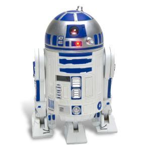 【送料無料】【並行輸入品】Star Wars R2D2 Projection Alarm Clock 目覚まし時計(時刻投影)海外限定