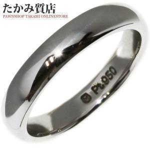 ミキモト Pt950 マリッジリング 指輪(リング) 7号|takami710