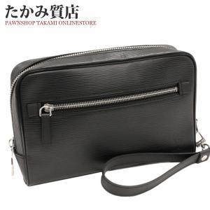 ルイヴィトン セカンドバッグ ネオ・オッシュ(M54172) エピ(黒)|takami710