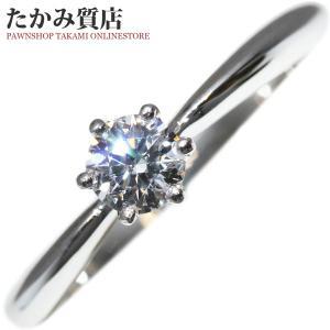 ミキモト Pt950 ダイヤ0.22ct 指輪(リング) 9号|takami710