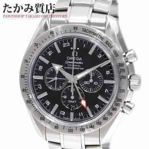 オメガ スピードマスターブロードアローGMT(3581-50) メンズ|takami710