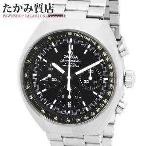 オメガ スピードマスター マークII(327.10.43.50.01.001) メンズ|takami710
