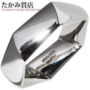 ミキモト Pt950 指輪(リング) 15号|takami710