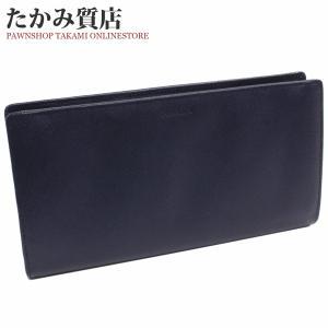 プラダ ラウンドファスナー長財布 小銭入れあり サフィアーノ(2M1316) 型押しカーフ(紺)|takami710