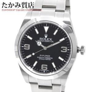 ロレックス エクスプローラーI(214270) メンズ|takami710