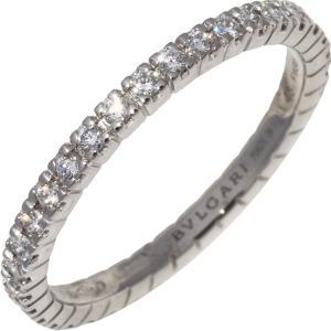 ブルガリ K18WG ダイヤ0.32ct エタニティリング フルサークル 348047 指輪|takami710