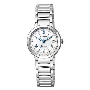 シチズン エクシード エコドライブ電波腕時計 \100,000+税  【商品番号】   ES8034...