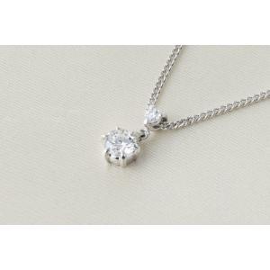 ネックレス  天然ダイヤモンド YA33382|takamoli