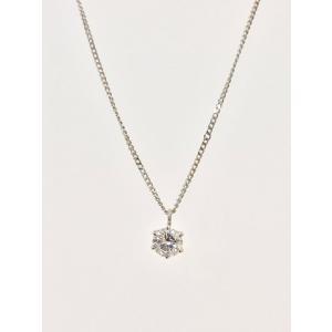 ネックレス  天然ダイヤモンド D-19091|takamoli
