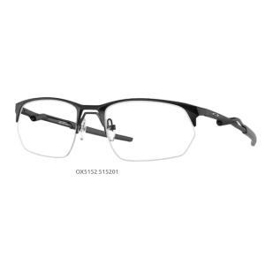 オークリー メガネフレーム  ワイヤータップ2.0 RX  OX5152-01|takamoli