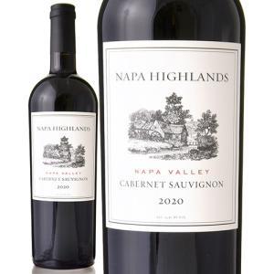 カベルネ・ソーヴィニヨン・ナパ・ヴァレー[2015] ナパ・ハイランズ(赤ワイン)|takamura