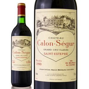 シャトー カロン セギュール[1990](赤ワイン)|takamura