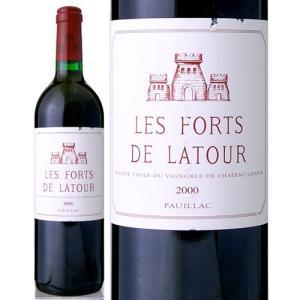 レ・フォール・ド・ラトゥール[2000](赤ワイン)※ラベル瓶&キャップに汚れ・破れ・傷有り※|takamura