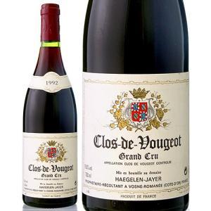 クロ・ド・ヴージョ[1992]エジュラン・ジャイエ(赤ワイン)|takamura