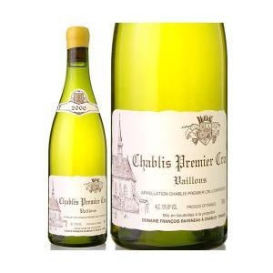 シャブリ プルミエ クリュ ヴァイヨン[2000]フランソワ ラヴノー(白ワイン)|takamura