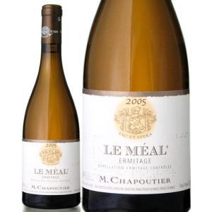 エルミタージュ ル メアル ブラン[2005]シャプティエ(白ワイン)|takamura