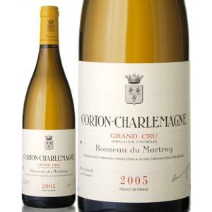 コルトン シャルルマーニュ[2005]ボノー デュ マルトレ(白ワイン)[S]|takamura