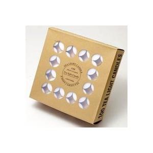 ティーライトキャンドル(無香タイプ)100個箱入り(送料別・10本までワインと同梱可)|takamura