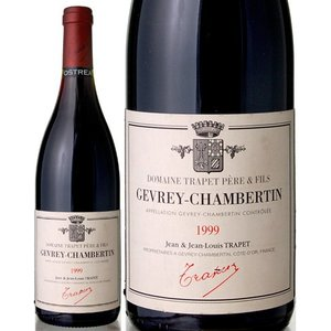 ジュヴレ シャンベルタン オストレア[1999]ジャン ルイ トラペ(赤ワイン)|takamura
