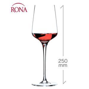 スタイリッシュ ボルドー450ml(RONA)1脚(ワイングラス・RONAシリーズ)|takamura