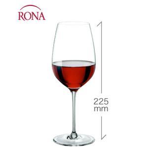 クラッシック ボルドー450ml(RONA)1脚(ワイングラス RONAシリーズ)|takamura