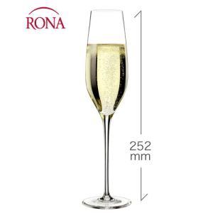 クラッシック シャンパーニュ210ml(RONA)1脚(ワイングラス RONAシリーズ)|takamura