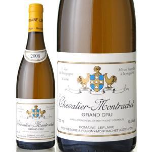 シュヴァリエ モンラッシェ グラン クリュ[2008]ドメーヌ ルフレーヴ(白ワイン)|takamura