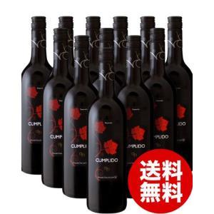 【送料無料&大人買いでさらにお得♪】クンプリードNVテンプラニーリョ1ケース12本入り(赤)(同梱不可・クール代引別途) takamura