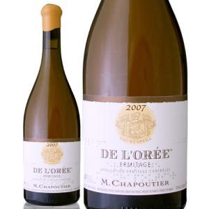 エルミタージュ・ドロレ・ブラン[2007]シャプティエ (白ワイン)|takamura