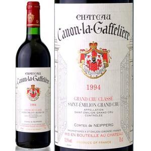 カノン ラ ガフリエール[1994](赤ワイン)|takamura