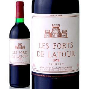 レ・フォール・ド・ラトゥール[1978](赤ワイン)|takamura