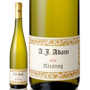 リースリング トロッケン[2012]A.J.アダム(白ワイン)|takamura