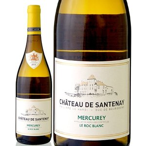 メルキュレイ ブラン[2012]シャトー ド サントネイ(白ワイン)[S]|takamura