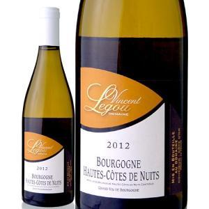 ブルゴーニュ オート コート ド ニュイ ブラン[2012] ヴァンサン ルグー(白ワイン)|takamura