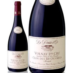 ヴォルネイ一級クロ デ ソワサント ウーヴレ モノポール[2012]プス ドール(赤ワイン)|takamura