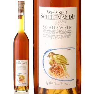ヴァイサー シルフマンドゥル[1989] ヴィリー オピッツ(白ワイン 甘口)500mlボトル|takamura