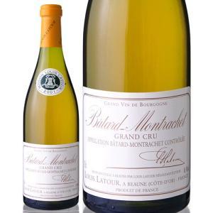 バタール・モンラッシェ・グラン・クリュ[2001]ルイ・ラトゥール(白ワイン)|takamura