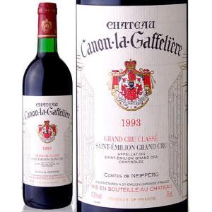 カノン ラ ガフリエール[1993](赤ワイン)|takamura