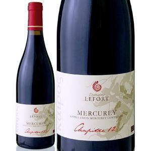 メルキュレ・シャピトル[2012]ドメーヌ・ルフォー(赤ワイン)|takamura