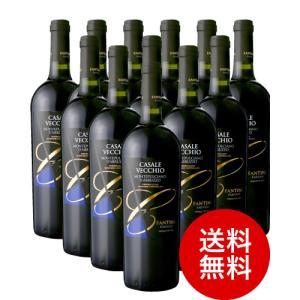 モンテプルチアーノ ダブルッツォカサーレ ヴェッキオ[2016]ファルネーゼ12本セット(赤ワイン)|takamura
