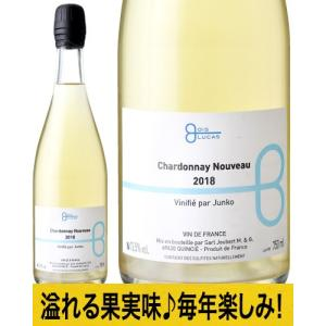★シャルドネ・ヌーヴォー[2017]ヴィニフィエ・パ・ジュンコ・アライ(白ワイン)|takamura