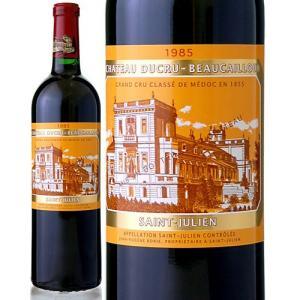 シャトー デュクリュ ボーカイユ[1985](赤ワイン)|takamura