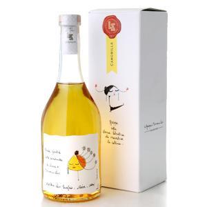 グラッパ カモミッラ ロマーノ レヴィ[2018]700ml 40%(蒸留酒)※ラベル移行中|takamura