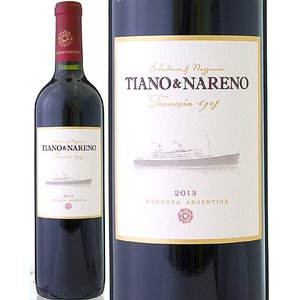 ティアノ&ナレノ[2013](赤ワイン)|takamura