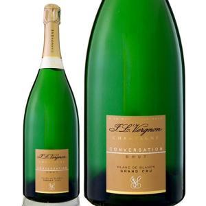 マグナムボトル ブリュット コンベルサション グラン クリュNVジャン ルイ ヴェルニョン1500ml(泡 白)(ワイン(=750ml)6本まで同梱可能)|takamura