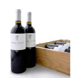 木箱入り シャトー テシエ[2014]6本セット※同梱不可(赤ワイン)|takamura