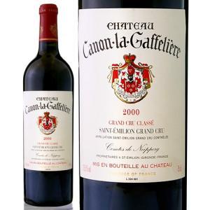 カノン・ラ・ガフリエール[2000](赤ワイン)|takamura