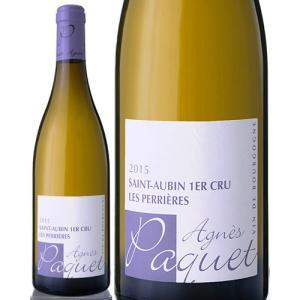 サン トーバン プルミエ クリュ ペリエール[2015]アニエス パケ(白ワイン)|takamura