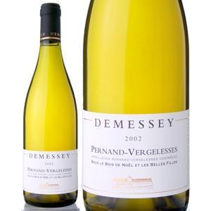 ペルナン・ヴェルジュレス・スー・ル・ボワ・ド・ノエル・レ・ベル・フィーユ・ブラン[2002]ドゥメセ(白ワイン)|takamura